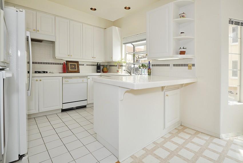 14 Kitchen view 1