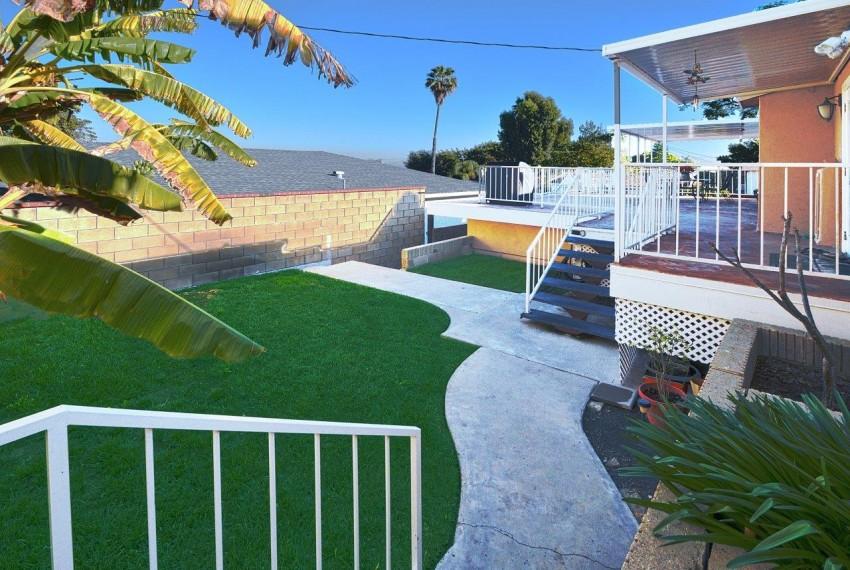 24 Backyard view