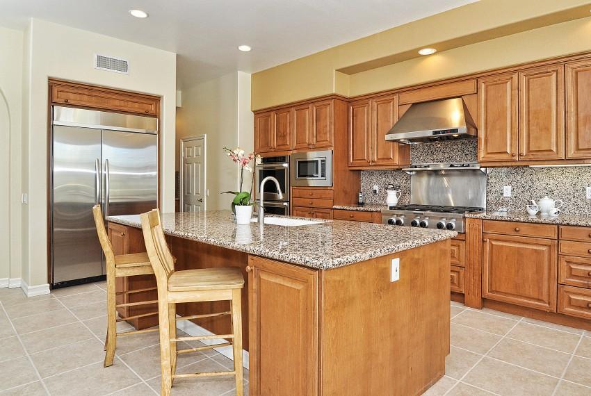 13 Kitchen view 1